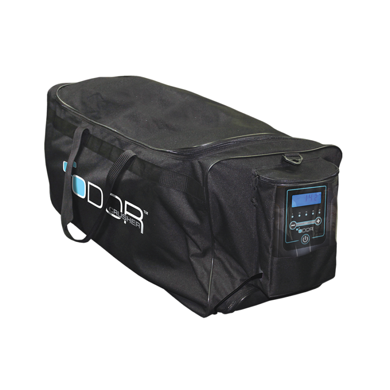 Odor Crusher Roller Bag Angle